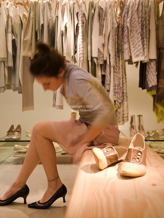 shopping at Tramando