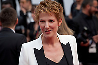 Natacha Polony at L'amant Double gala screening at the 70th Cannes Film Festival Friday 26th May 2017, Cannes, France. Photo credit: Doreen Kennedy
