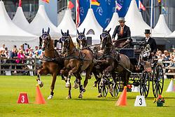 De Ronde Koos, NED, Alino, Cupido, Emir Morocco, Zerino<br /> CHIO Aachen 2019<br /> Weltfest des Pferdesports<br /> © Hippo Foto - Dirk Caremans<br /> De Ronde Koos, NED, Alino, Cupido, Emir Morocco, Zerino