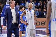 DESCRIZIONE : Eurolega Euroleague 2015/16 Group D Dinamo Banco di Sardegna Sassari - Brose Basket Bamberg<br /> GIOCATORE : David Logan<br /> CATEGORIA : Ritratto Delusione Postgame<br /> SQUADRA : Dinamo Banco di Sardegna Sassari<br /> EVENTO : Eurolega Euroleague 2015/2016<br /> GARA : Dinamo Banco di Sardegna Sassari - Brose Basket Bamberg<br /> DATA : 13/11/2015<br /> SPORT : Pallacanestro <br /> AUTORE : Agenzia Ciamillo-Castoria/L.Canu