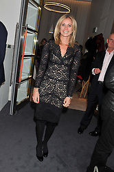 HOLLY ANDREWS at a party to celebrate the publication of Mum's The Word by Eve Branson held at Grace, West Halkin Street, London on 11th March 2013.