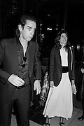 NICK CAVE, BELLA FREUD, Alexander McQueen: Savage Beauty Gala, Victoria and Albert Museum, and A. 12th March 2015