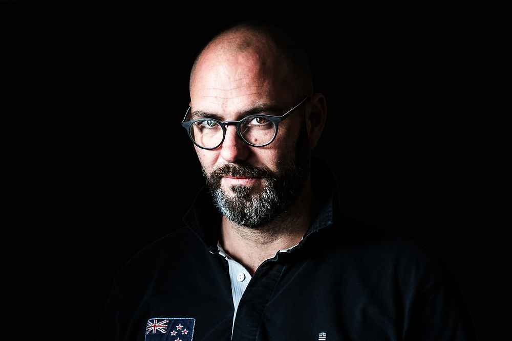 """François Devaux, victim and activist, France, 2018<br /> François Devaux is a victim of sexual abuse by a priest, is the Co-Founder of the Association La Parole Libérée. He describes his abuse in this way:""""I was 10 years old that day. I was at Scouts St Luc for 2 years already and I loved this group, its effervescence. We were a tribe. Admittedly, Father Bernard was a """"shout"""", sometimes had this touching touch, but he was a priest. In essence, he could not be malicious. That afternoon, we were in a room at the back of the big meeting room. We passed one of these badges, which we proudly brought to our admiring moms to sew on our pullovers. At the end of this meeting, when Father Bernard released us, he asked me to stay a little smirking. I remember my friends who came out of the room ... Some had a smirk knowing what was waiting for me, others looked at their shoes in discomfort and others seemed jealous of the special attention of the father to me. I was blond, tall and thin ... The perfect profile. Once everyone came out, he closed the door and gently said """"approach"""". His kindness was total. He then pressed me against him. A strong hug as he used to do in this kind of intimate moment. """"It must be our father Bernard alone to need these moments as much,"""" I said in my innocent mind. Then he took off my glasses, he took off my beret and put them on, did the same with his to better re-embrace me. I remember his sighs, almost rattles. Even the color of his gray shirt. Then, stooping slightly, he took his right leg from his left hand and lifted it to lean against his hip. His hand supported my thigh in this position. """"Hey ... Amazing, he usually does not do that ..."""" Then he slid his hand, gently pulling up my thigh. She climbed very high under my short shorts. He must have felt my discomfort because he finally let me rest his foot on the ground. Then he took my head in his hands and kissed me on the cheek. And going from one cheek to another, it burned on my mouth. Ther"""