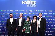 Brussels , 01/02/2020 : Les Magritte du Cinema . The Academie Andre Delvaux and the RTBF, producer and TV channel , present the 10th Ceremony of the Magritte Awards at the Square in Brussels .<br /> Pix:<br /> Credit : Alexis Haulot - Dana Le Lardic - Didier Bauwerarts - Frédéric Sierakowski - Olivier Polet / Isopix
