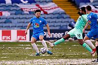 Ash Palmer. Stockport County FC 1-1 Boreham Wood FC. Vanarama National League. Edgeley Park. 23.1.21