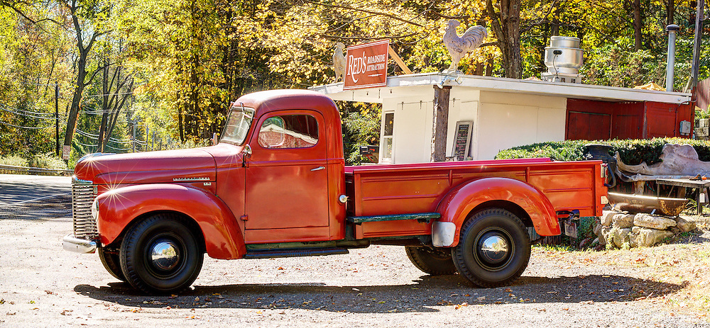 Red's Roadside Attraction in Wilton, CT