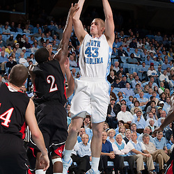 2009-11-23 Gardner-Webbat North Carolina Tar Heels basketball