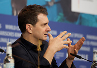 Director, producer, Yuval Adler at the press conference for the film The Operative (Die Agentin) at the 69th Berlinale International Film Festival, on Sunday 10th February 2019, Hotel Grand Hyatt, Berlin, Germany.