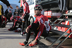December 15, 2017 - Manacor, Espagne - MANACOR, SPAIN - DECEMBER 15 : MONFORT Maxime (BEL) Rider of Team Lotto - Soudal pictured during the training camp of the Lotto Soudal cycling team on December 15, 2017 in Manacor, Spain, 15/12/17 (Credit Image: © Panoramic via ZUMA Press)
