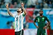 FOOTBALL - 2018 FIFA WORLD CUP RUSSIA - GROUP D - NIGERIA v ARGENTINA 260618