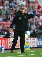 Photo: Andrew Unwin.<br /> Sunderland v Birmingham City. Coca Cola Championship. 09/08/2006.<br /> Birmingham's Steve Bruce.