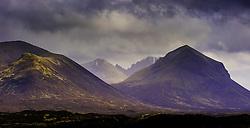 Cuillin Hills, Isle of Skye, Scotland<br /> <br /> (c) Andrew Wilson | Edinburgh Elite media