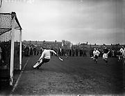 15/02/1958<br /> 02/15/1958<br /> 15 February 1958<br /> Hockey: Interprovincial, Munster v Ulster at Londonbridge Road, Ringsend, Dublin.