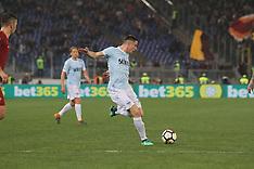 Lazio vs Roma - 15 Apr 2018