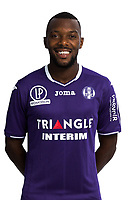 Steeve Yago during Photoshooting of Toulouse for new season 2017/2018 on September 29, 2017 in Bordeaux, France. <br /> Photo : TFC / Icon Sport
