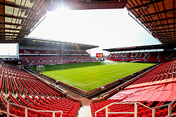 A general view of The Bet365 Stadium, home of Stoke City A general view of The Bet365 Stadium, home of Stoke City - Mandatory by-line: Robbie Stephenson/JMP - 25/07/2018 - FOOTBALL - Bet365 Stadium - Stoke-on-Trent, England - Stoke City v Wolverhampton Wanderers - Pre-season friendly