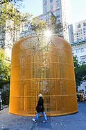 Guilded Cage - Good Fences Make Good Neighbors   Public Art Fund
