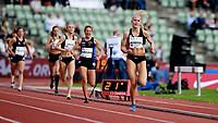 Friidrett , 15. juni 2017 ,  Diamond League , Bislett Games<br /> Ingrid Halvorsen Folvik   , NOR 1500 m
