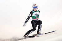 Hopp<br /> FIS World Cup<br /> November 2017<br /> Foto: Gepa/Digitalsport<br /> NORWAY ONLY<br /> <br /> KUUSAMO,FINLAND,26.NOV.17 - NORDIC SKIING, NORDIC COMBINED, SKI JUMPING - FIS World Cup, Ruka Nordic Opening, large hill. Image shows the rejoicing of Johann Andre Forfang (NOR). Photo: GEPA pictures/ Matic Klansek