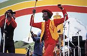 Culture live at Reggae Sunsplash Montego bay Jamaica