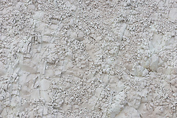 Dried and cracked mud of volcanic tuff, Big Bend National Park, Texas, USA.