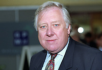 Roy Hattersley, MP, Shadow Home Secretary, Labour Party, UK, 19921002RH<br />