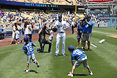 2014 MLB Diamondbacks at Dodgers 2