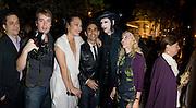 CECILIA DEAN; MARILYN MASON; FRANCA SOZZANI, The Launch of Visionaire 55 Surprise in collaboration with Krug. Raleigh Hotel. Art Basel Miami Beach. 4 December 2008