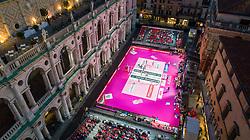 SUPERCOPPA 2020-2021 PALLAVOLO FEMMINILE <br /> IMOCO VOLLEY CONEGLIANO - SAVINO DEL BENE SCANDICCI<br /> PIAZZA DEI SIGNORI<br /> VICENZA 04-09-2020<br /> FOTO FILIPPO RUBIN