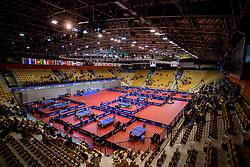 Arena Zlatorog  during Day 3 of SPINT 2018 - World Para Table Tennis Championships, on October 19, 2018, in Arena Zlatorog, Celje, Slovenia. Photo by Vid Ponikvar / Sportida