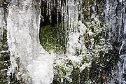 Gunn Brook Falls, Massachusetts