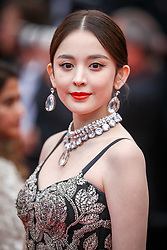 Coulee Nazha attends the screening of A Hidden Life (Une Vie Cachee) during the 72nd annual Cannes Film Festival on May 19, 2019 in Cannes, France. Photo by Shootpix/ABACAPRESS.COM