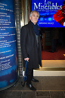 Denis Lawson at the Les Miserables Gala Press Night at the Sondheim Theatre in London's West End.