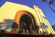 Union Station, Los Angeles, California (LA)