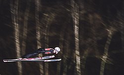 11.01.2019, Stadio del Salto, Predazzo, ITA, FIS Weltcup Skisprung, Val di Fiemme, Herren, Qualifikation, im Bild Andreas Stjernen (NOR) // Andreas Stjernen of Norway during the qualification of men's FIS Skijumping World Cup at the Stadio del Salto in Predazzo, Itali on 2019/01/11. EXPA Pictures © 2019, PhotoCredit: EXPA/ JFK
