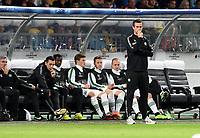 20/08/14 UEFA CHAMPIONS LEAGUE PLAY-OFF 1ST LEG<br /> NK MARIBOR v CELTIC<br /> LJUDSKI VRT - MARIBOR<br /> Celtic manager Ronny Deila<br /> Norway only<br /> INNGÅR IKKE I FASTAVTALER