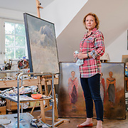 Grete Ross, painter, Oslo , Norway