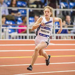 Millrose Games: kids relay race