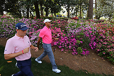 The Masters, Practice Round, 2 April 2018