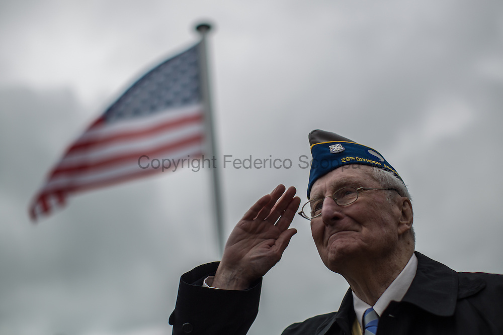 D-Day veteran Morely Piper, 89 y/o, 29th division, 116th infantry regiment, 2nd wave on Easy Red, Omaha Beach.