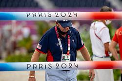 Skelton Nick, GBR<br /> Olympic Games Tokyo 2021<br /> © Hippo Foto - Dirk Caremans<br /> 07/08/2021