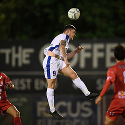 BRISBANE, AUSTRALIA - JULY 7:  during the NPL Queensland Senior Mens Round 23 match between Olympic FC and Gold Coast United at Goodwin Park on July 7, 2019 in Brisbane, Australia. (Photo by Patrick Kearney)