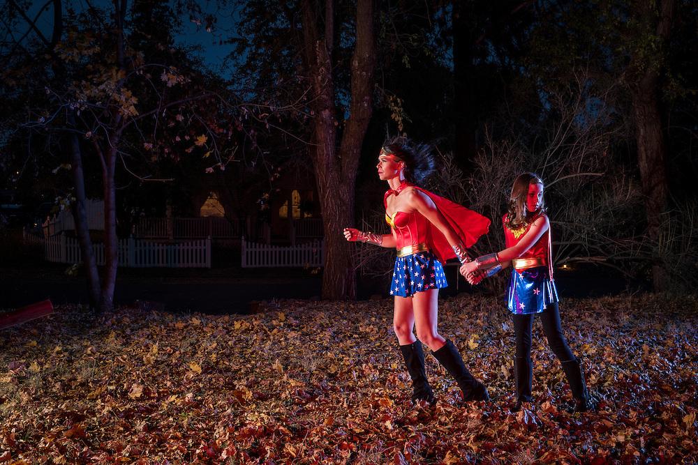 The Lost Highway Wonder Women color