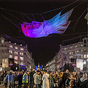 Lumiere London: il festival delle installazioni luminose edizione 2016<br />