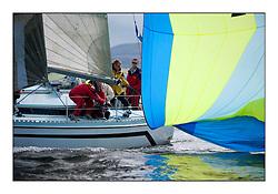 Largs Regatta Week - August 2012.Round the Island Race..1427C,  Guilty , T Douglas Clow