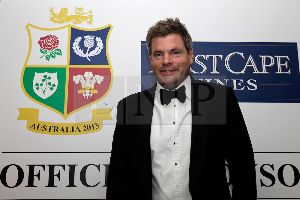 © Licensed to London News Pictures. 31/10/2012. London, U.K. .broadcaster Mark Durden Smith  joined the star studded line-up for the Ugo Monye Halloween Ball supported by FIRSTCAPE WINE at Grovesnor House Hotel, Park Lane, London this evening (31/10/2012). An auction was held to raise money for Ugo Monye's selected charities: Help a capital child and The Rugby players benevolent fund..Photo credit : Rich Bowen/LNP