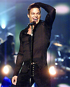 Ricky Martin at the Miss Universe competition.