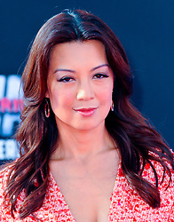 """Ming Na-Wen 04/12/2016 World Premiere of Marvel's """"Captain America: Civil War"""" held at Dolby Theater in Hollywood, CA. EXPA Pictures © 2016, PhotoCredit: EXPA/ Photoshot/ Albert L. Ortega<br /> <br /> *****ATTENTION - for AUT, SLO, CRO, SRB, BIH, MAZ, SUI only*****"""