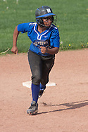 Middletown, New York - Middletown plays Delaware Valley (Pa.) High School in a varsity girls' softball game on May 14, 2014.