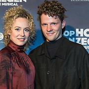 NLD/Zaandam/20190128- première musical Op Hoop van Zegen, Willemijn Maandag en partner
